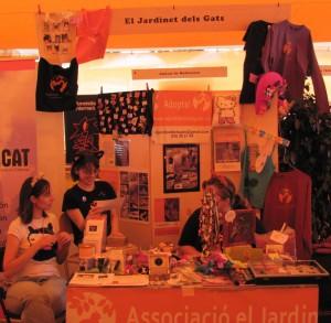 El Jardinet dels gats, Barcelona, Spain