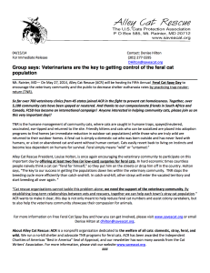 FFCSD 2014 Press Release